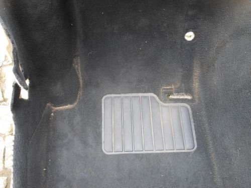 Teppich vorn BMW 3 (E46) 316I