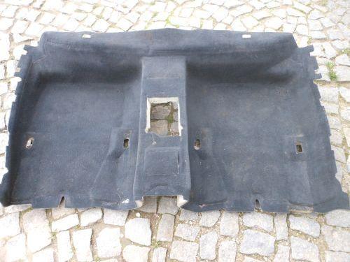 Teppich hinten BMW 3 (E46) 316I