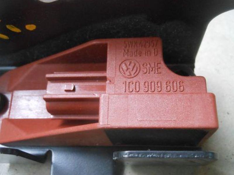 Airbag Kontakteinheit Sensor Seitenairbag hinten linksVW GOLF IV (1J1) 1.9 TDI
