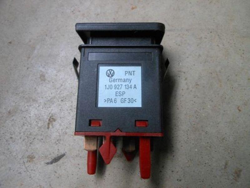 SchalterESP VW GOLF IV (1J1) 1.9 TDI