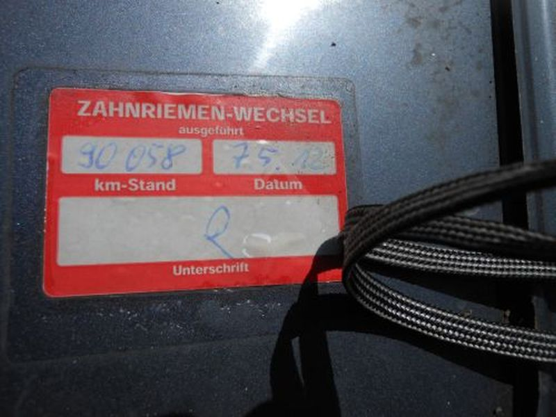 Motor ohne Anbauteile (Benzin) BUDSKODA FABIA COMBI (6Y5) 1.4 16V