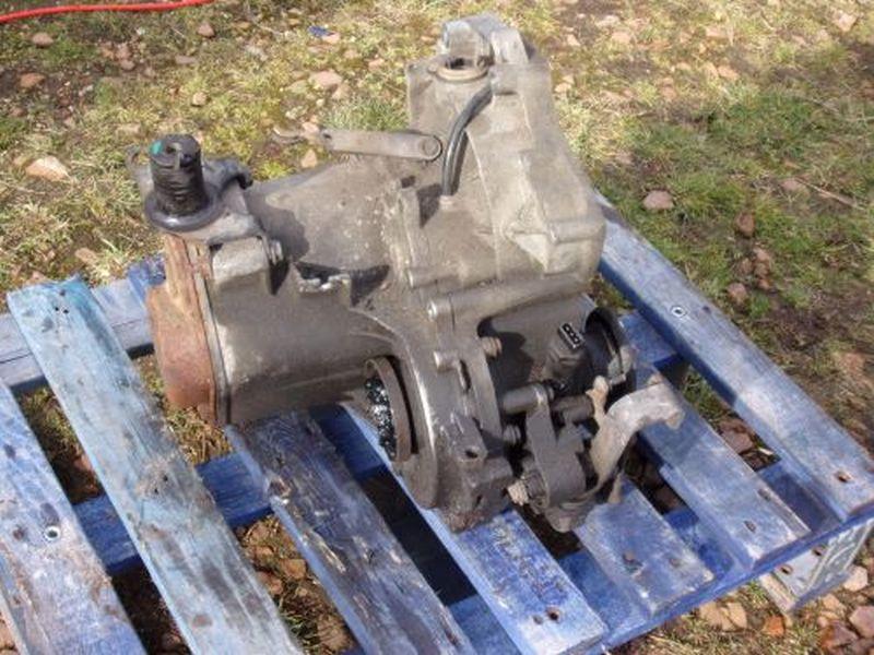 Getriebe (Schaltung) 5 Gang VW POLO (6N1) 50 1.0
