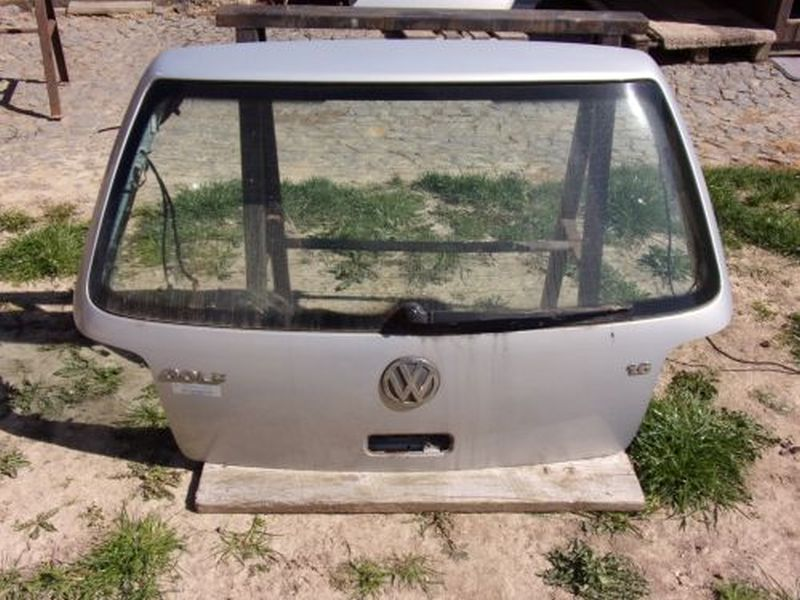 Heckklappe VW GOLF IV (1J1) 1.6 3-TÜRIG