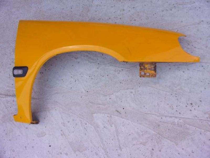 Kotflügel mit Blinker ohne Antennenloch rechts vorn CITROEN SAXO (S0, S1) 1.1 XSX