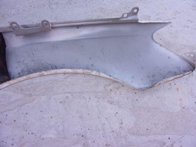 Kotflügel ohne Blinker ohne Antennenloch links vorn AUDI A4 AVANT (8K5, B8) 2.0 TDI