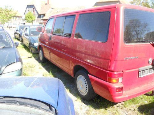 VW TRANSPORTER IV BUS (70XB, 70XC, 7DB, 7DW