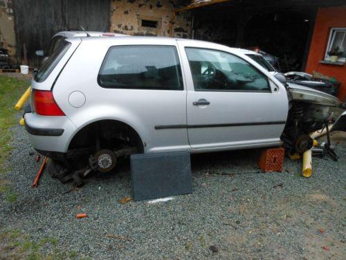 VW GOLF IV (1J1) 1.6 3-TÜRIG